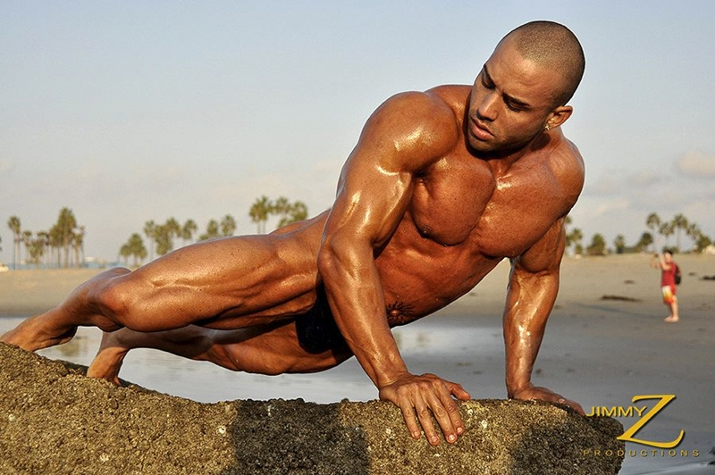 JimmyZProductions-Alavi-Damante-bodybuilder-muscles-oiled-ripped-body-thong-glutes-naked-cigar-smoking-003-male-tube-red-tube-gallery-photo