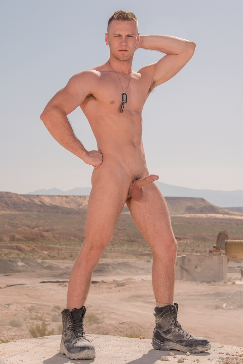 Big muscled gay military men sex yes drill 1