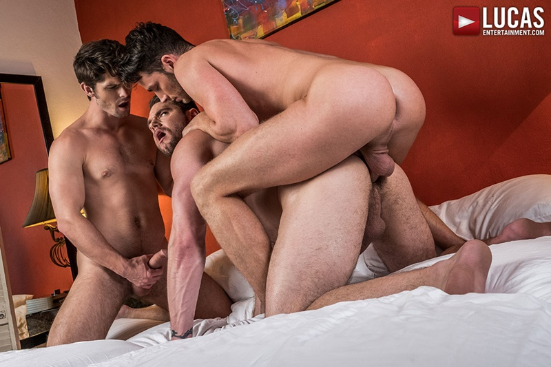 All out orgy breaks out after a game of lost bets 5
