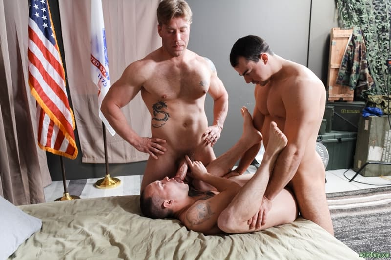 Young-army-recruits-Richard-Buldger-Alex-James-John-Hawkins-hardcore-anal-fucking-ActiveDuty-012-Gay-Porn-Pics