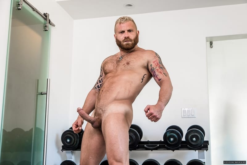 IconMale-Tattooed-young-stud-Archer-Croft-hot-ass-fucked-hard-older-muscle-guy-Riley-Mitchell-huge-cock-006-Gay-Porn-Pics